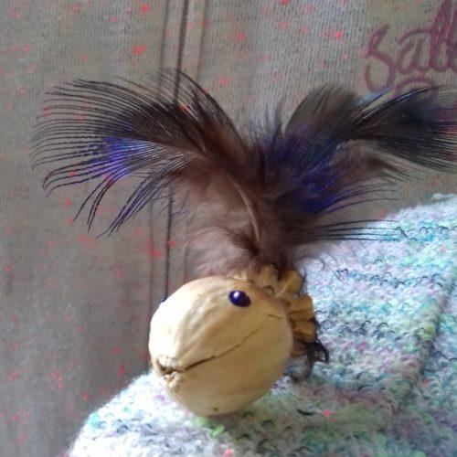 Poppy Seed Creature